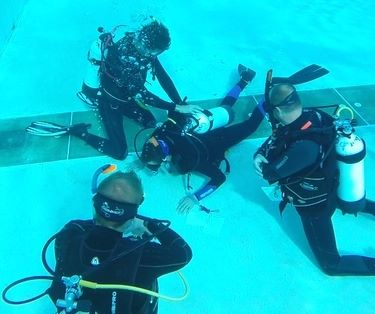 PADI IDC (Instructor Development Course) at Perth Scuba