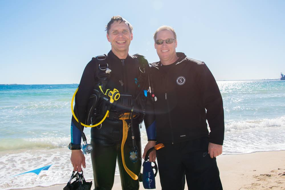 how to become a dive instructor in australia