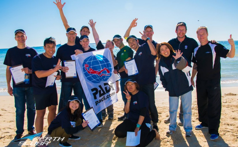 PADI Instructor Exam (IE) in Perth WA